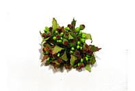 Тычинка искусственная зеленая 10791 1-2-1