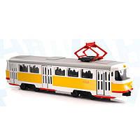 Трамвай музыкальный Автопарк 9708-B
