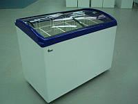 Морозильный ларь Juka с гнутым стеклом M400 S