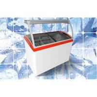 Морозильная витрина Juka M400 SL