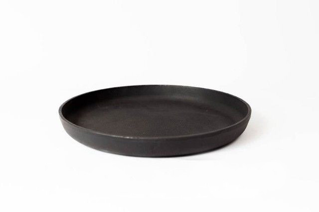 Сковорода чугунная ТМ Термо, d=200мм, h=20мм, форма для пиццы