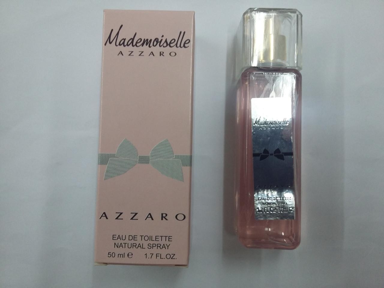 Мини-парфюм Azzaro Mademoiselle 50 мл