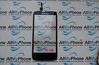 Сенсорный экран для мобильного телефона Lenovo A830 Black
