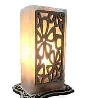 Соляной светильник прямоугольник в ассортименте