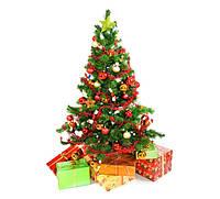 Новогодние подарочки под ёлку!