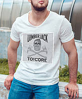 """Мужская футболка """"Lumberjack"""""""