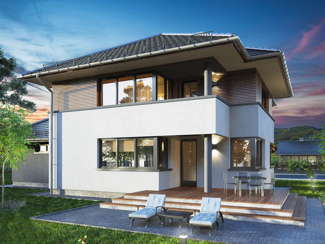 Готовые проекты домов/коттеджей