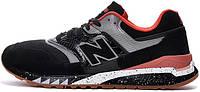 Мужские кроссовки New Balance 997 Tassie Tiger Black, нью беланс