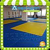 Додянг, спортивный мат с зацепом «ласточкин хвост» (EVA 35мм, размер 1х1м, Турция)