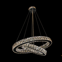 Люстра светодиодная LED 36W 901/5+3