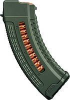 Магазин FAB Defense Ultimag AK 30R Olive кал. 7,62х39 с окном оливковый