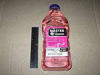 Омыватель стекла зима Мaster cleaner -20 Лесн. ягода 1л 0-м-ы-в-а-т-е-л-ь