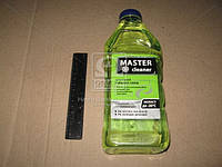 Омыватель стекла зима Мaster cleaner -20 Экзотик 1л 0-м-ы-в-а-т-е-л-ь