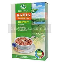 Эко-каша Диетическая  — Грин-Виза, Украина. Диетический витаминный комплекс. Гречневая. Быстрое приготовление