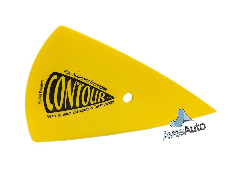 Выгонка GT 201 Y Contour желтая