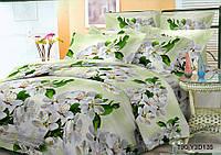 Двуспальный комплект постельного белья Цвет Яблони