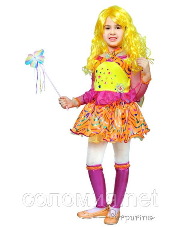 """Детский костюм для девочки Фея """"Стелла"""""""