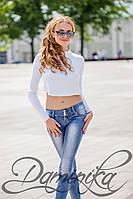 Женская блуза 21515 W Кофта-топ «Холли»