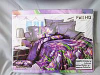 Постельное белье Бамбук FullHD евро, разные рисунки, фото 1