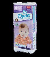 """Подгузники """"Dada extra soft """" 4 (7-18 кг) 54 шт"""