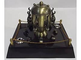 Набор зажигалка и пепельница ZK7-44 4 2
