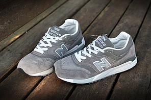 Мужские кроссовки New Balance M997.5GR, Нью беланс 997, фото 3
