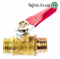 Кран-клапан компрессора (резьба наружная)