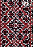 Обложка на паспорт вышивка крестом набор Этно 5010