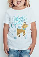 "Детская футболка ""Mary christmas"""