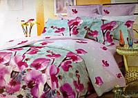 Двуспальный комплект постельного белья Амели