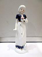 Большая статуэтка  Девочка , фото 1
