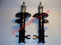 Амортизатор стойка Авео Vida Корея оригинал масло передний левый 96945323