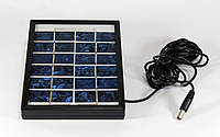 Solar board 2W-6V + mob. charger, солнечная зарядка, солнечная панель для телефона, солнечная батарея