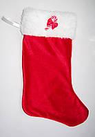 """Новогодний Рождественский сапожок для подарков,подарочная новогодняя упаковка """"Конфетка"""""""