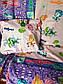 Детский комплект постельного белья в кроватку Фиксики, фото 2