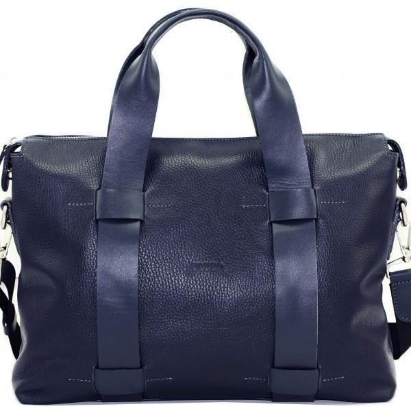 Синяя сумка - портфель VATTO Mk23Fl1Kaz600 (Украина)