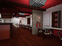 Дизайн кафе, ресторанов