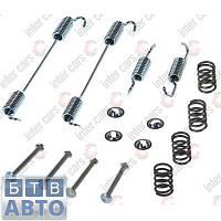 Пружинки задніх барабанних колодок Fiat Doblo 00- (Quick brake 105-0796)