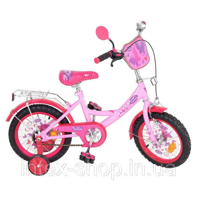 "Велосипед детский 16"" PROFI P1656F-B"