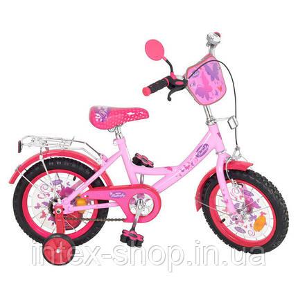 "Велосипед детский 16"" PROFI P1656F-B , фото 2"