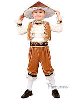 Детский костюм для мальчика Боровичок