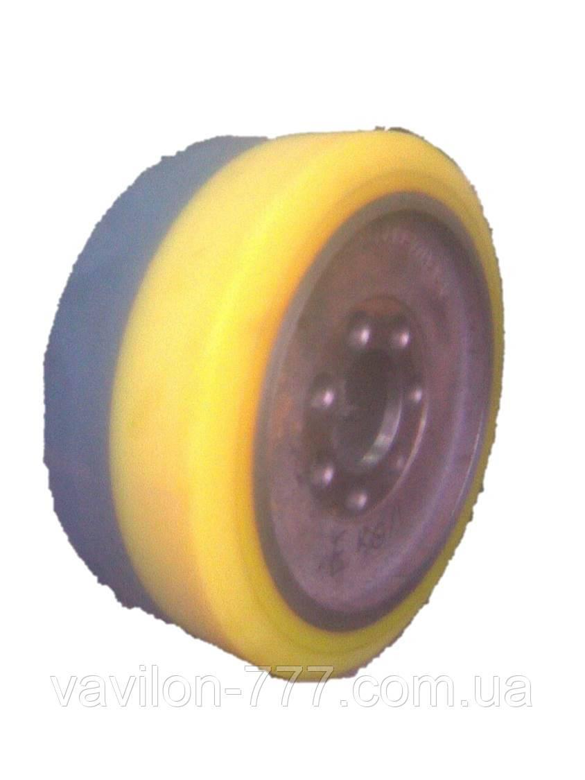 Колесо полиуретановое 230х180х85