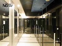 Туалетные перегородки Эксклюзив ( СТЕКЛО )