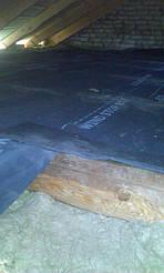 утепление перекрытия базальтовой ватой Техно Николь