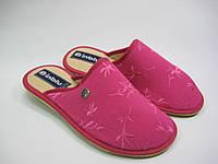 Домашние розовые тапочки ТМ Inblu