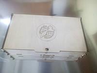 Подарочные коробки из дерева разборная