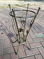 Корзина для сушки зонтов  №8 бамбук , фото 1