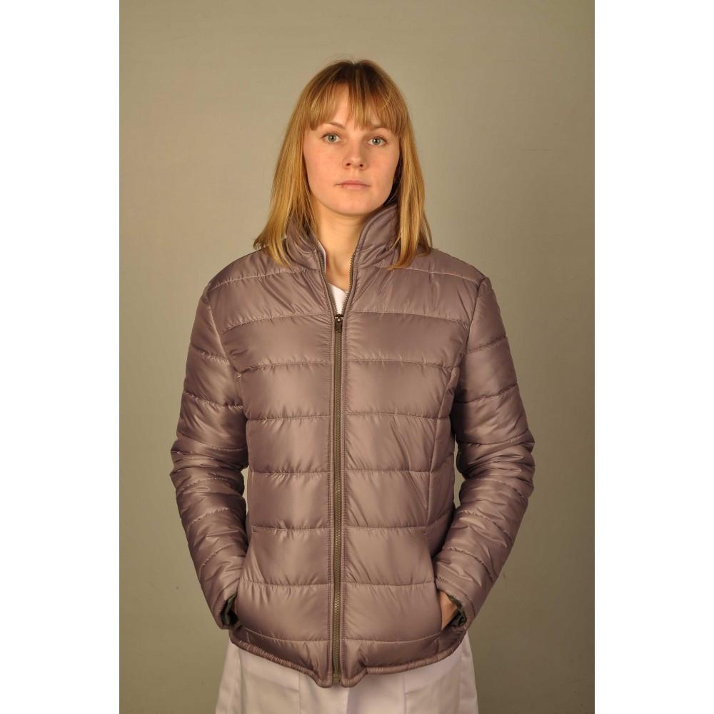Куртка стеганая женская