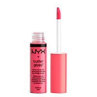 NYX BLG18 Butter Gloss Cupcake - Блеск для губ, 8 мл