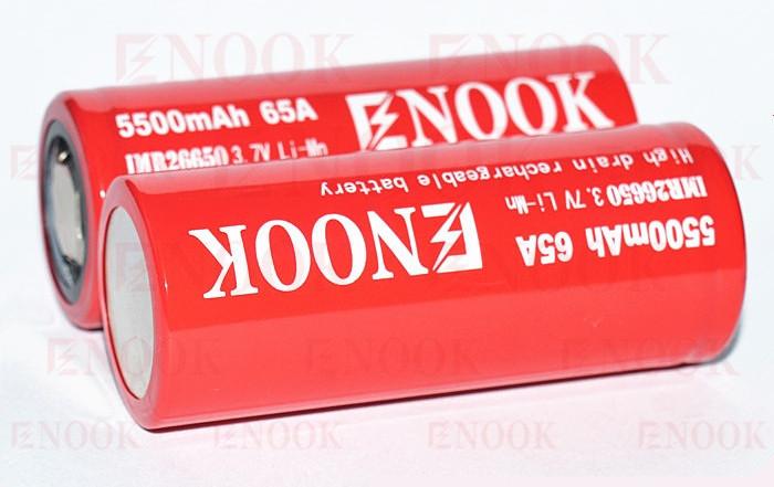 Аккумуляторная батарея ENOOK 26650 65А